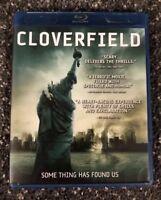 cloverfield blu ray (2008)