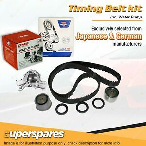 Timing Belt Kit & Waterpump for Mitsubishi Pajero NL Magna TH TJ TL TW 3.5L 6G74