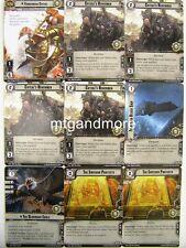 Warhammer 40000 Conquest LCG - Torquemada Coteaz + Squad - The Threat Beyond