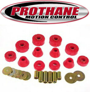 Prothane 7-2023-BL 1963-66 Chevy C10 2WD Pickup Complete Suspension Bushing Kit