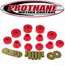Prothane 7-102 1973-1980 Chevy,GMC C10 Regular Cab Body Mount 12 Bushing Kit Red