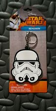 STAR WARS The Force Awakens Disney - KEYCHAIN STORMTROOPER STORM TROOPER - NEW