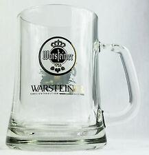 Warsteiner Bier Brauerei, Sammelkrug, Bierglas, Rockedition 0,3 l, Mikrophon