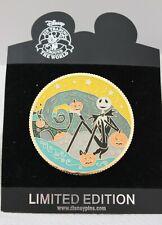 Disney Pin 69688 DS Jack  skellington Jumbo Coin Series LE300