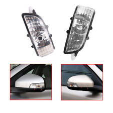 2PCS Front Wing Mirror Indicator Lens Light Lamp For Volvo S40 V50 C30 S60 V70