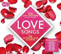Love Songs The Collection - Ultimate Love Classics - 4 CD ALBUM NEW / SEALED