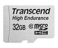 Transcend Micro SD 32GB Computer Zubehör Speicherkarten Top Qualitat NEU