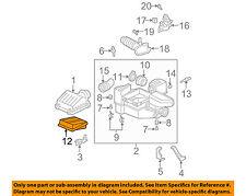HONDA OEM 07-08 Fit Engine-Air Cleaner Filter Element 17220PWA505