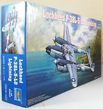 Trumpeter 1:32 02227 P-38L-5-L0 Lightning Model Aircraft Kit