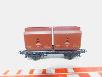 BY292-0,5# Röwa H0/DC 2046 Kübelwagen/Güterwagen Okmm 58/603 865 DB, sehr gut