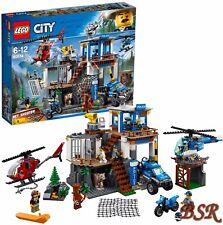 LEGO® City: 60174 Hauptquartier der Bergpolizei & 0.-€ Versand & NEU & OVP !