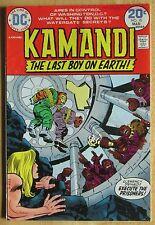 "DC Comics ""KAMANDI"" THE LAST BOY ON EARTH  # 15, Photos Show Good Condition"