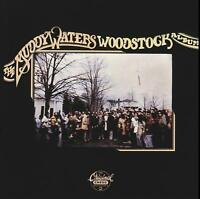 MUDDY WATERS - WOODSTOCK ALBUM CD ~ CLASSIC BLUES *NEW*