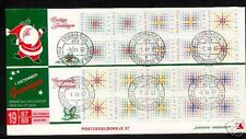 FDC Philato met postzegelboekje 37