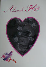 Alannah Hill  Designer Hosiery Because I Can Tights Quality opaque Lace Panel