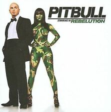 Pitbull Starring in Rebelution [Clean] by Pitbull (CD, Aug-2009, J Records)