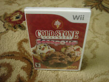 Cold Stone Creamery: Scoop It Up  (Wii, 2009)