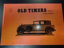 Old Timers deel 2 door Hans Kuipers