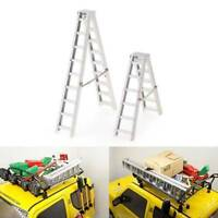 For 1/10  RC Car Axial SCX10  RC4WD Crawler Simulated Aluminum Ladder Accessory