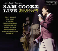 Sam Cooke - One Night Stand: Sam Cooke Live At The Harlem Square Club 1963 [New