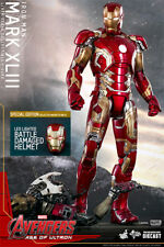 Hot Toys Avengers Iron Man Mark XLIII 43 Diecast Sideshow EXCLUSIVE MISB MMS278