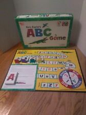 (1063) Eric Carlie's ABC Game by University Games - Complete
