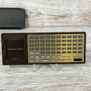 Seiko UK02-0020 Keyboard ONLY for Memo Diary UW02-0010 - KEYBOARD ONLY - VINTAGE