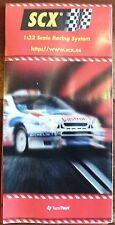 C1998 Scx desplegable en el catálogo. MBC. envío Reino Unido