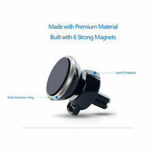 Swivel Magnetic Car Mount Base AC Air Conditioner Vent Universal Phone Holder