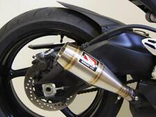 GP Slip On Exhaust Competition Werkes WS758-S For 11-18 Suzuki GSXR600/750