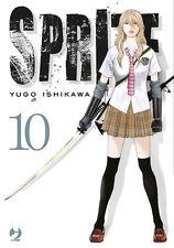 Manga - J-POP - Sprite 10 - Nuovo !!!