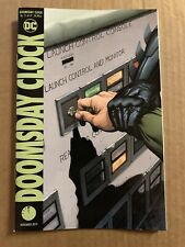 DOOMSDAY CLOCK #11 VARIANT FIRST PRINT DC COMICS (2019) WATCHMEN BATMAN