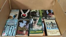 Joblot/Wholesale of 60 PAPERBACK FICTION BOOKS BUNDLE HIGH QUALITY FREE DELIVERY