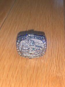 2013 Seattle Seahawks Championship Replica Super Bowl Ring Size 11
