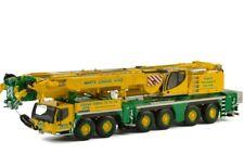 LIEBHERR LTM1350 diecast mobile crane (WHYTES CRANE HIRE) 1:50, WSI