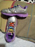Girls Size 2 Nike Shoes