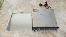 Cessna 175 172 180 182 radio systems control deck switches controls