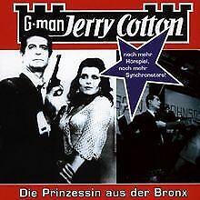 Jerry Cotton - Die Prinzessin aus der Bronx von Cotton,Jer...   CD   Zustand gut