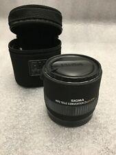 Sigma EX 2x APO Tele Converter Lens For Canon