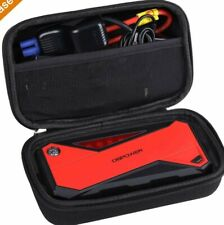 DBPOWER 800A Peak 18000mAh Portable Car Jump Starter External Battery + Case