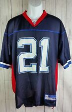 NFL Buffalo Bills #21 Willis McGahee Blue Reebok Jersey Mens  medium