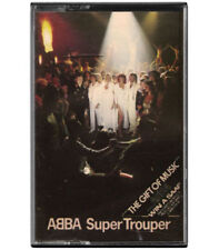 Album Pop ABBA Music Cassettes