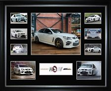 Holden HSV GTS Limited Edition Framed Memorabilia