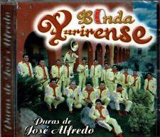 Banda Yurirense Puras de Jose Alfredo   BRAND  NEW SEALED CD