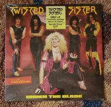 Twisted Sister Under The Blade 1985 Release SEALED LP