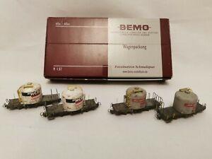 Bemo H0m RhB Uce Gealtert 7460151