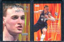 1998 1998-99 Premium Intimidation Nation #8 Keith Van Horn SP Insert (3)