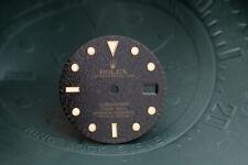 Rolex Submariner Black Spider Dial for 16803 - 16808 - 16613 NZ11596