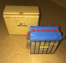 HONDA CB77, CB72, CA77, CA72 NOS Battery.