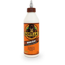 GORILLA PVA Wood Glue Water Resistance Incredibly Strong Toughest Job 1 Litre